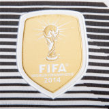 新しいモデルの工場卸売のタイの品質は2018年のワールドカップのフットボールのワイシャツのマーカーのサッカーをジャージーカスタマイズする