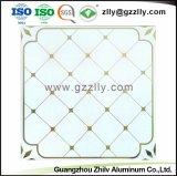 Nouveau design en métal polymériques plafond pour les matériaux de construction