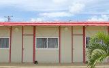Casa Prefab do baixo custo para a venda