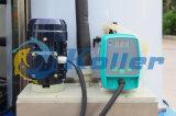 건조한 조각 얼음 3tpd를 위한 산업 얼음 만드는 기계