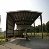 Быстрый сарай завода стальной структуры света конструкции