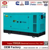 Van de Diesel van Weichai de Enige/In drie stadia Stille Elektrische Reeks Generator van de Macht (12-1000kw)