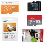 Moweek 형식 과일 시리즈 종류 10 기억 장치 마이크로 SD 카드