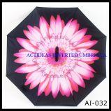 一義的な雨傘の昇進広告大きいゴルフ傘