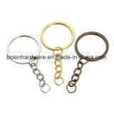 금속 중요한 Ringm Keychain
