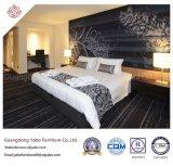 Luxuriöse Hotel-Schlafzimmer-Möbel mit hölzernem Headboard (YB-H-3)