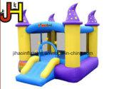 Springendes Haus-aufblasbares federnd Minischloß für das Spielen