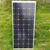 ホーム太陽系のための12V 100Wのモノラル太陽電池パネル
