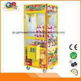 Macchine della gru a benna della macchina del gioco della gru del giocattolo di vendita della gru