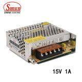 Smun s-15 15W 15V 1A de Geschakelde Levering van de Macht met Ce