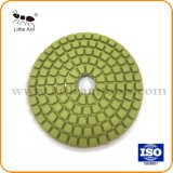 Wet Diamond Polishing Pads souples pour le Granite marbre