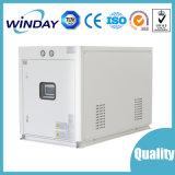 Refrigerador refrigerado por agua industrial del desfile para la fábrica de productos químicos (WD-3WC/S)