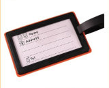 Factory Price Custom Software PVC Rubber Luggage Tag