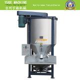 Tipo vertical mezclador de los gránulos plásticos grandes del color con el secador
