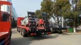 Eje 3 a 25 Ton camión de plataforma baja portador de la excavadora Carretilla para el uso de múltiples