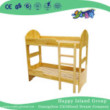 Уютные номера с сиреневыми вставками малышу двухэтажных деревянных школ кровать с лестницей (HG-6509)
