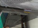 Sinal exterior e auto-adesivo perfurado para filme de visão de uma via de vidro