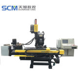 CNC Punching, Marking & triplet Machine for Steel Plates/Joint Plates