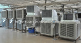 Acondicionador de aire industrial del refrigerador de aire del panal del sistema de enfriamiento del invernadero de las aves de corral