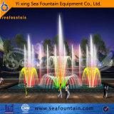 Подгонянный фонтан танцы нержавеющего насоса напольный