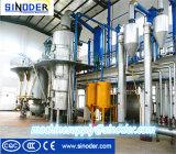 Refinería de petróleo de Cruid de la refinería del molino del aceite de oliva mini