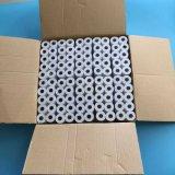 papel termal Rolls de la caja registradora de la posición de la atmósfera de 57m m 80m m