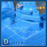 Didtekの側面エントリ三方袖のプラグ弁