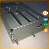 Metallo di montaggio della lamiera sottile di precisione di CNC che timbra le parti