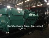 2500kVA Cummins Dieseldes generator-Qsk60-G8 Cummins standby der Stromerzeugung-2000kw