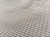 Hwp1938 100% poliéster anilha ondulada Dobby Tecido de memória