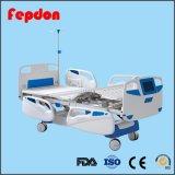 Letto di ospedale paziente elettrico multifunzionale della base con la mobilia dell'ospedale (HF-868)