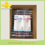 Embalagem em blister para o bebé conta-gotas e a colher