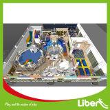 TUV a approuvé un nouveau parc d'amusement intérieur Trampoline Builder