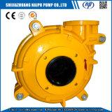 6/4D 아아 고무에 의하여 일렬로 세워지는 R55 CV 45kw 원심 슬러리 펌프