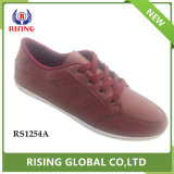 По конкурентоспособной цене легкий повседневная обувь PU Lace Up мужчин обувь