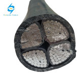 Al/XLPE/PVC 4c Alulminum 150mm2, cabo de alimentação