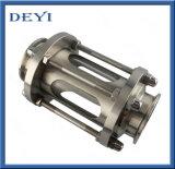 衛生ステンレス鋼の締め金で止められたサイトグラス(DY-SF806)
