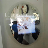 glace magique sèche de miroir de joueur de considération de 6mm
