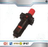 Regolatore di filtro dell'aria dell'acciaio inossidabile
