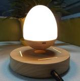 De levitação magnética Lâmpada da Luz nocturna flutuante com altifalante Blooth