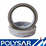 cinta auta-adhesivo de la tela de Wonven del papel blanco del desbloquear del espesor 160mic no