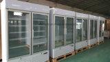 Certification Ce populaire réfrigérateur commercial vertical
