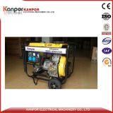 1.7kw 2kw aprono il tipo Portable stabilito di generazione diesel raffreddato aria