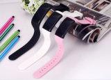 Bracelet intelligent de vente chaud de forme physique imperméable à l'eau de Bluetooth de sport pour l'IOS androïde