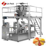De automatische Machine van de Verpakking van de Zak voor de Snack van de Zaden van de Zonnebloem van de Noten van de Korrel