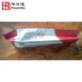 Sacs de empaquetage de gousset de couleur d'impression de thé en plastique latéral de papier d'aluminium