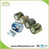 L'auto Bandage élastique d'enrubannage adhérentes cohésive couleur camouflage