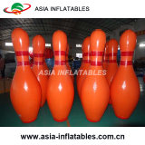Bowling gonfiabile fissato per il gioco umano di bowling