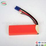 De stabiele Batterij van het Lithium 11.1V 2600mAh van de Kwaliteit Navulbare