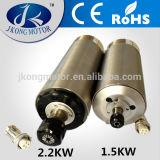 охлаженный воздухом мотор шпинделя CNC 2.2kw Air- охлаженный 220V